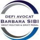 Photo de Me Barbara SIBI, avocat à PARIS