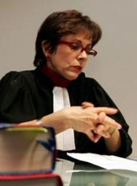 Maître Elisabeth Rudelle Vimini