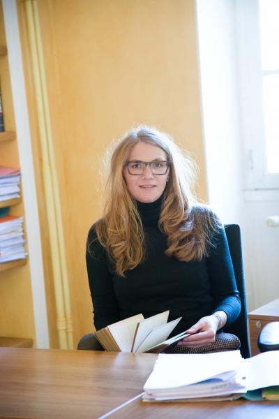 Maître Emilie Geffroy