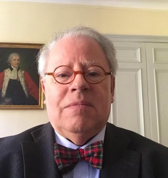 Maître Michel - Louis Courcelles