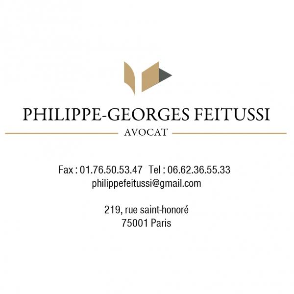 Maître Philippe Georges Feitussi