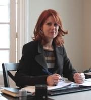 Maître Anne-Sylvie Saurin-Thelen