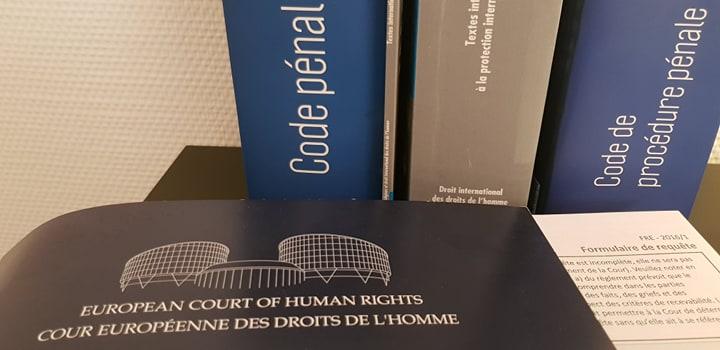 Saisir la Cour européenne des droits de l'homme : les conditions d'intervention du cabinet Julien MARTIN