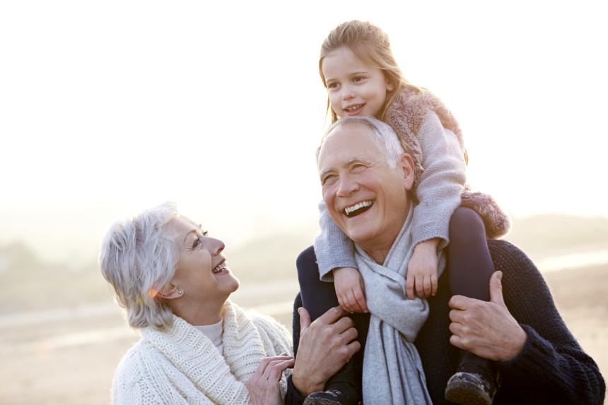 Le droit de visite des grands-parents sur leurs petits-enfants