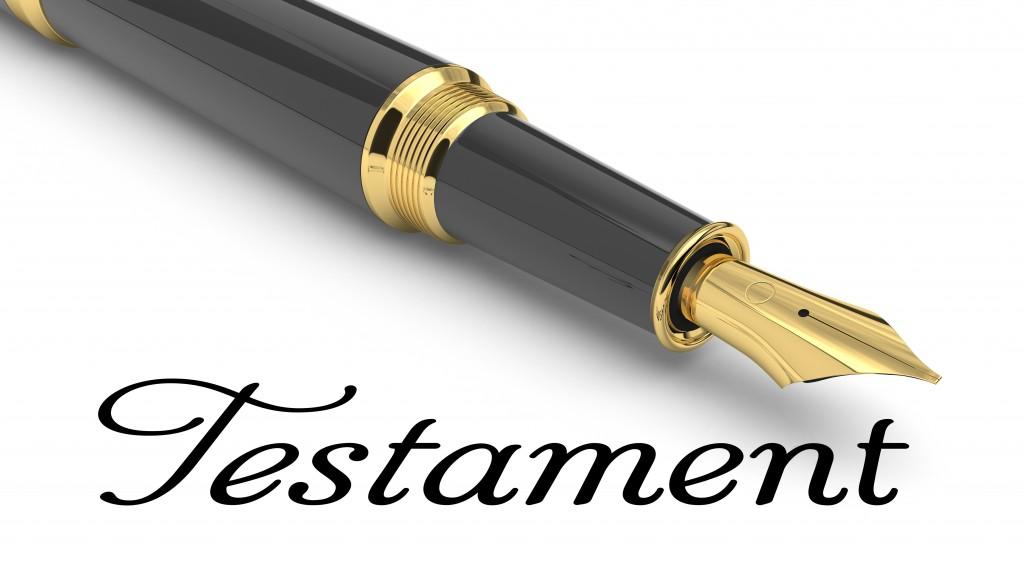 Ce qu'il faut savoir sur le testament