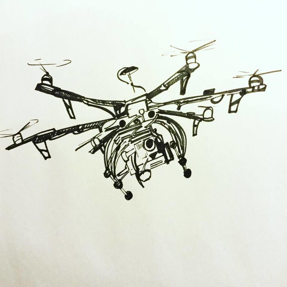 L'Assemblée nationale renforce le droit des drones et vote la proposition de loi destinée à sécuriser les drones civils