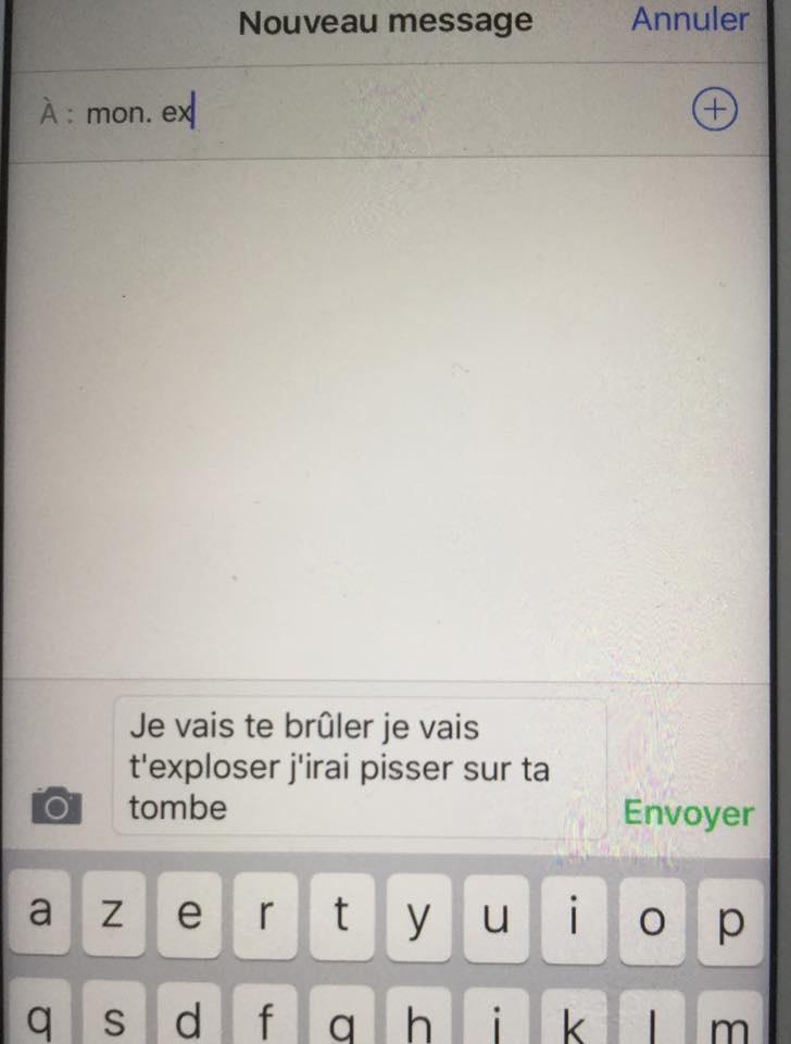 Deux ans de prison ferme pour avoir harcelé son ex avec 1265 textos en un mois: le point sur le harcèlement par SMS