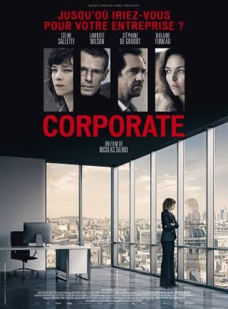 Corporate, un film de Nicolas Silhol
