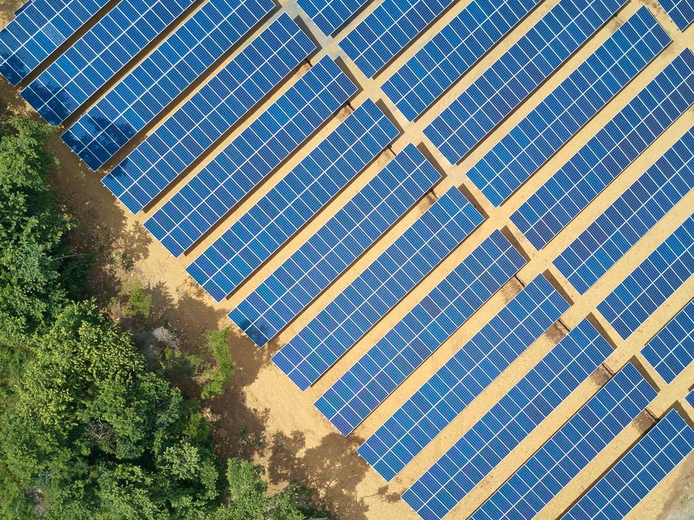 La légalité d'une centrale photovoltaïque au sol