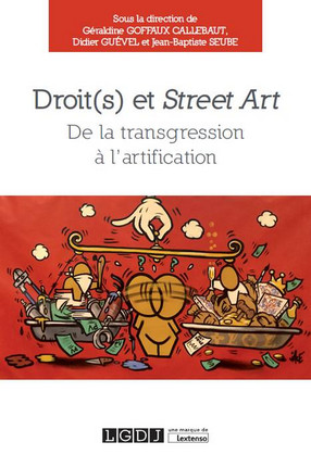In l'ouvrage LGDJ Droit(s) et street art.... - article Le point de vue du photographe par Sara Byström Avocat