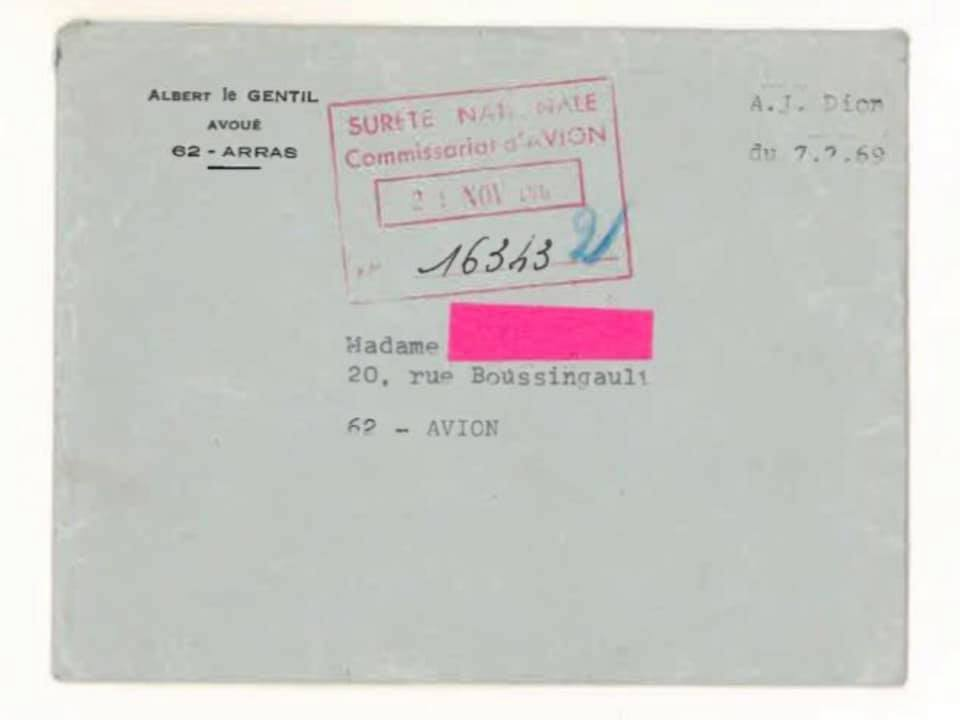 la franchise postale en matière d'aide juridictionnelle, un lointain souvenir