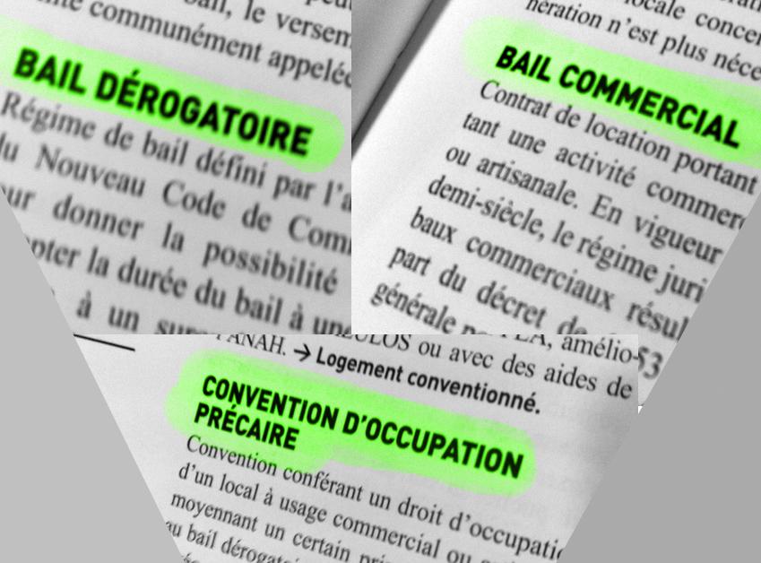La durée du bail dérogatoire (statut des baux commerciaux)
