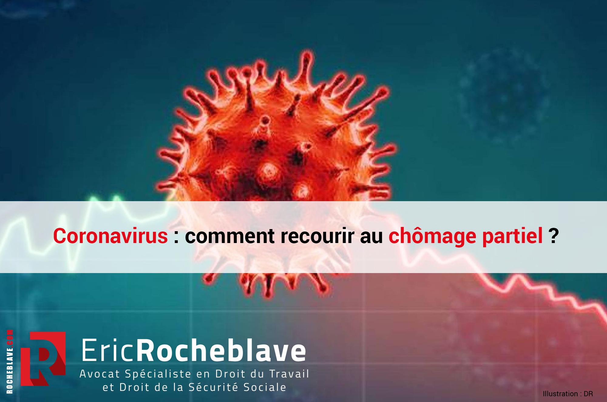 Coronavirus : comment recourir au Chômage Partiel ?