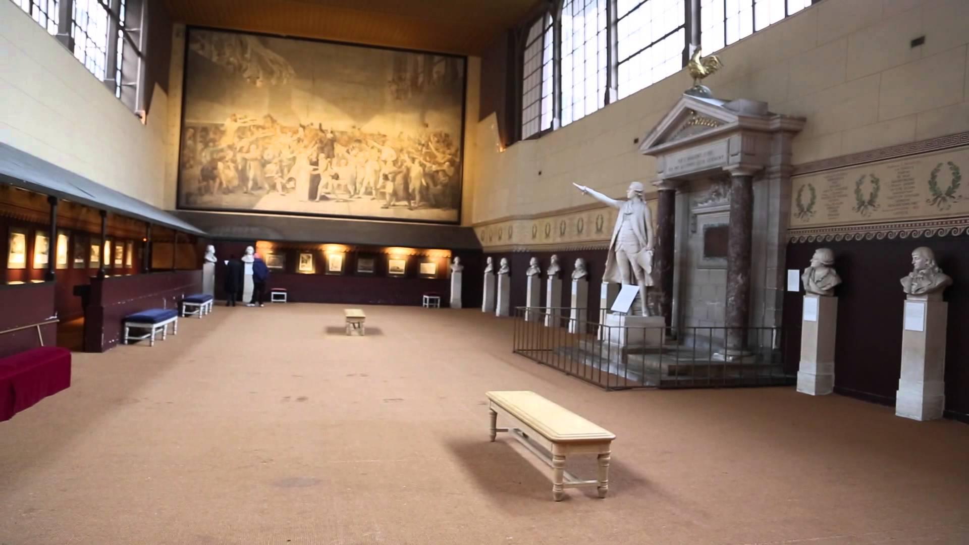 La présomption d'innocence - discours prononcé lors de la Nuit du Droit du 4 octobre 2018 à la Salle du Jeu de Paume à Versailles
