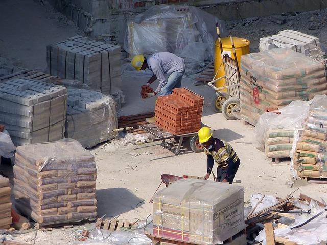 Protection des ouvrages en cours de chantier
