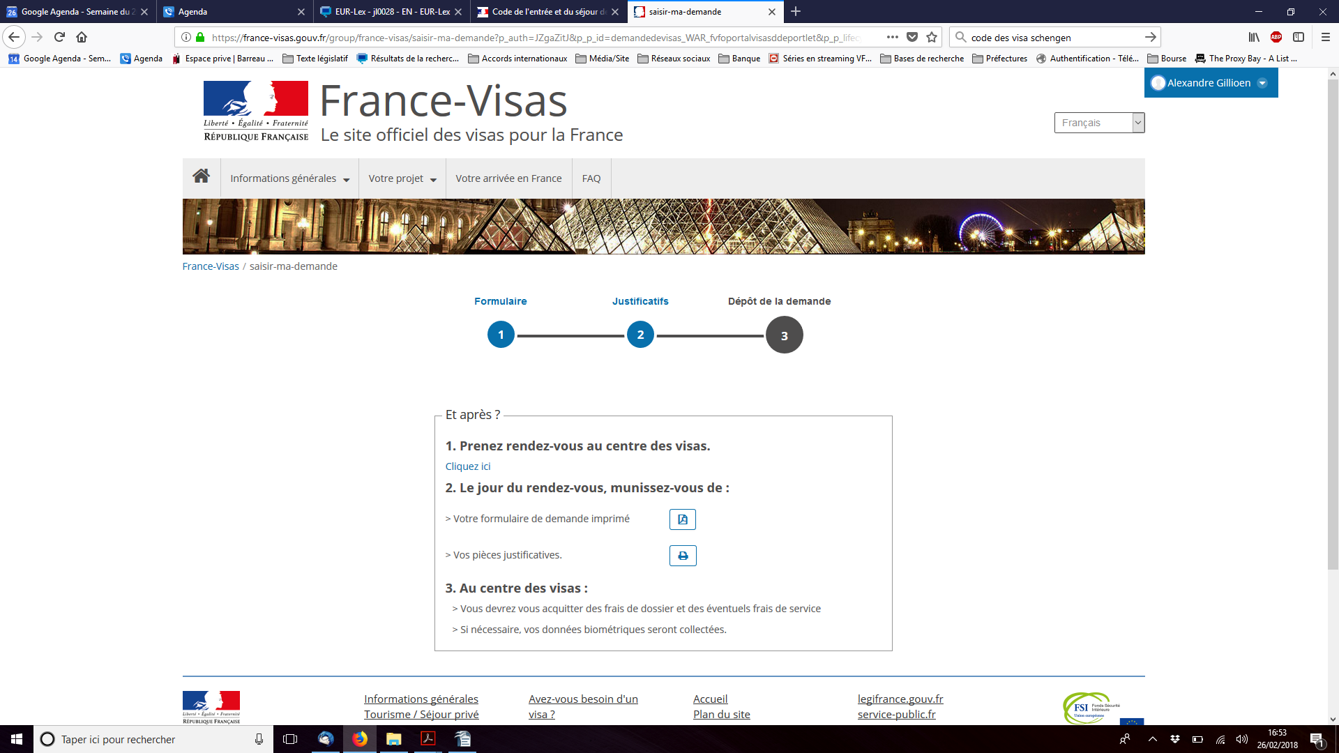 Visa : comment déposer un dossier de demande au consulat