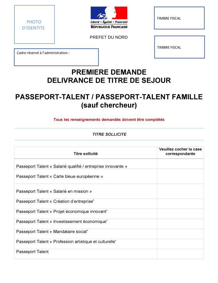 Le passeport talent : une carte de séjour si convoitée