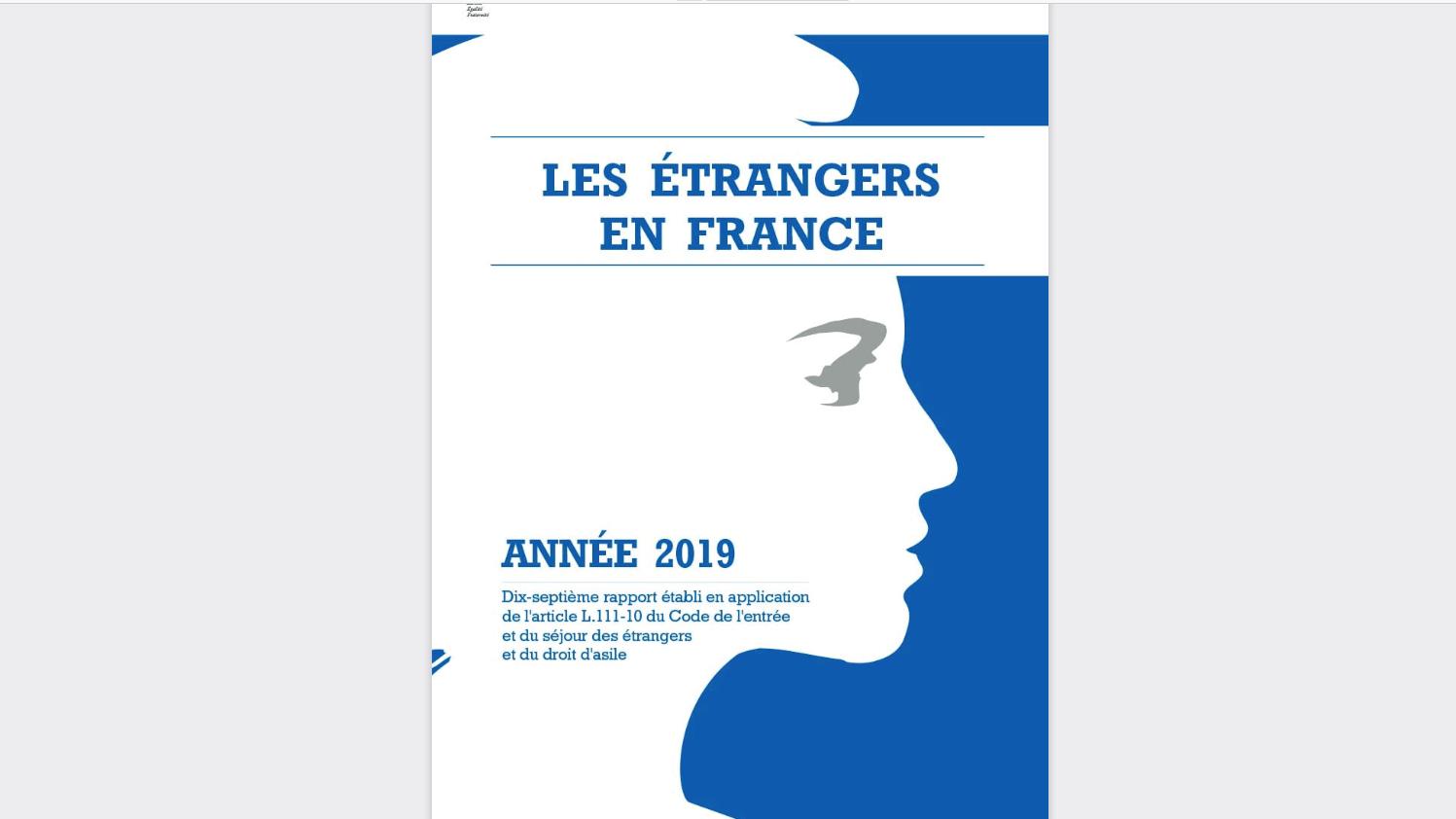 Le rapport du gouvernement sur les étrangers en 2019 : quelle conclusion ?