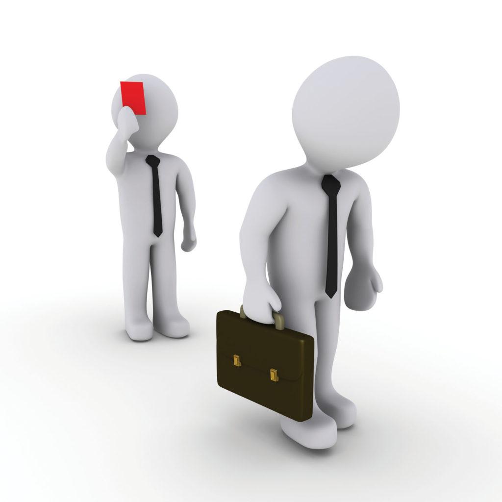 Infographie juridique : la procédure de licenciement pour motif personnel