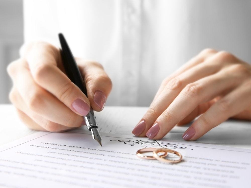 L'usage du nom du conjoint pendant le mariage et après le divorce