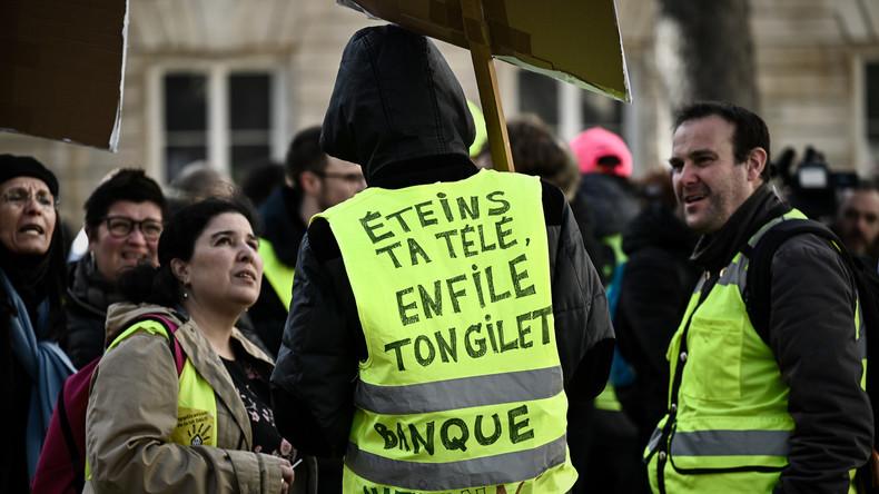 Les Gilets Jaunes ont-ils encore le droit de manifester?