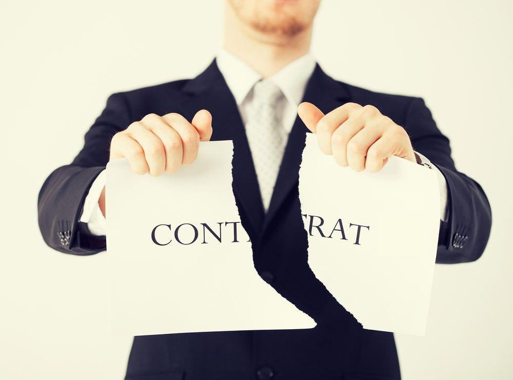 Résolution pour inexécution : comment faire quand mon cocontractant ne remplit pas sa part du contrat ?