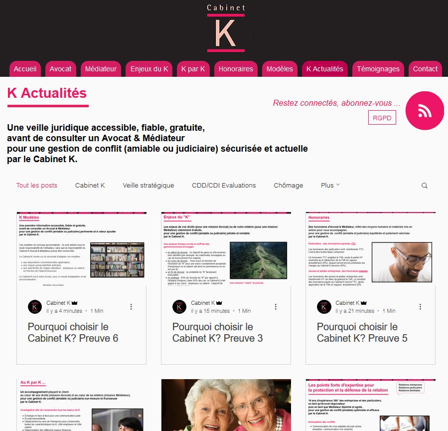 K ACTUALITES (https://www.cabinetk.net/k-actualites)