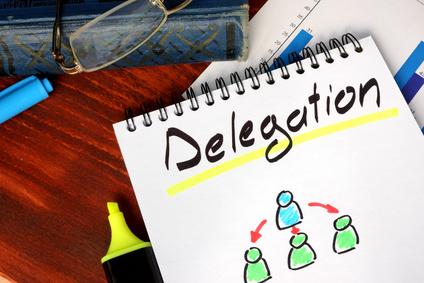 En tant que dirigeant, puis-je mettre en place une délégation de pouvoirs ?