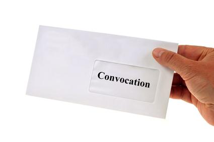 La remise en main propre de la convocation à un entretien préalable sans récépissé est possible