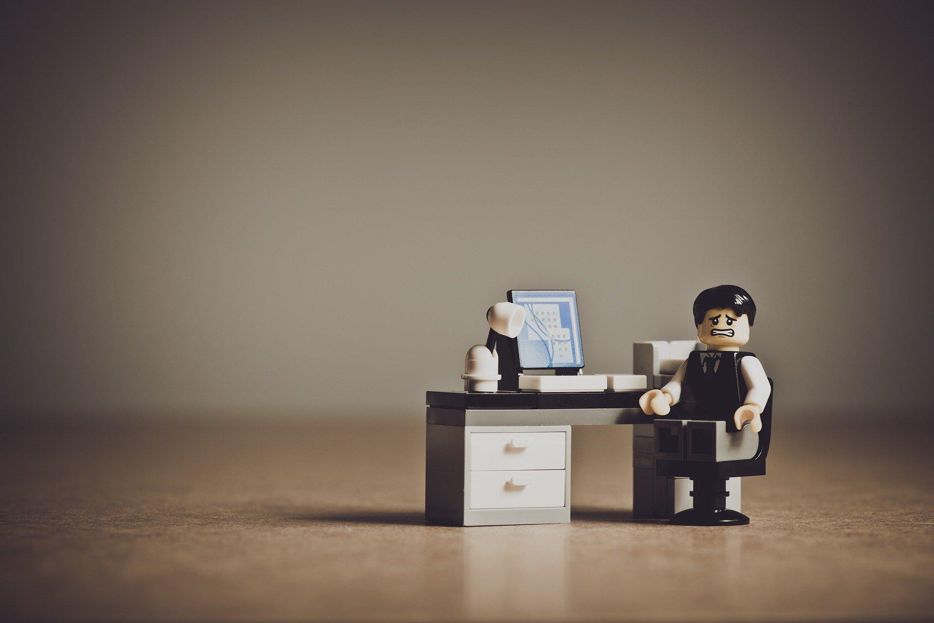 Que faire lorsque l'employeur ne vous donne plus de travail et refuse de vous licencier ?
