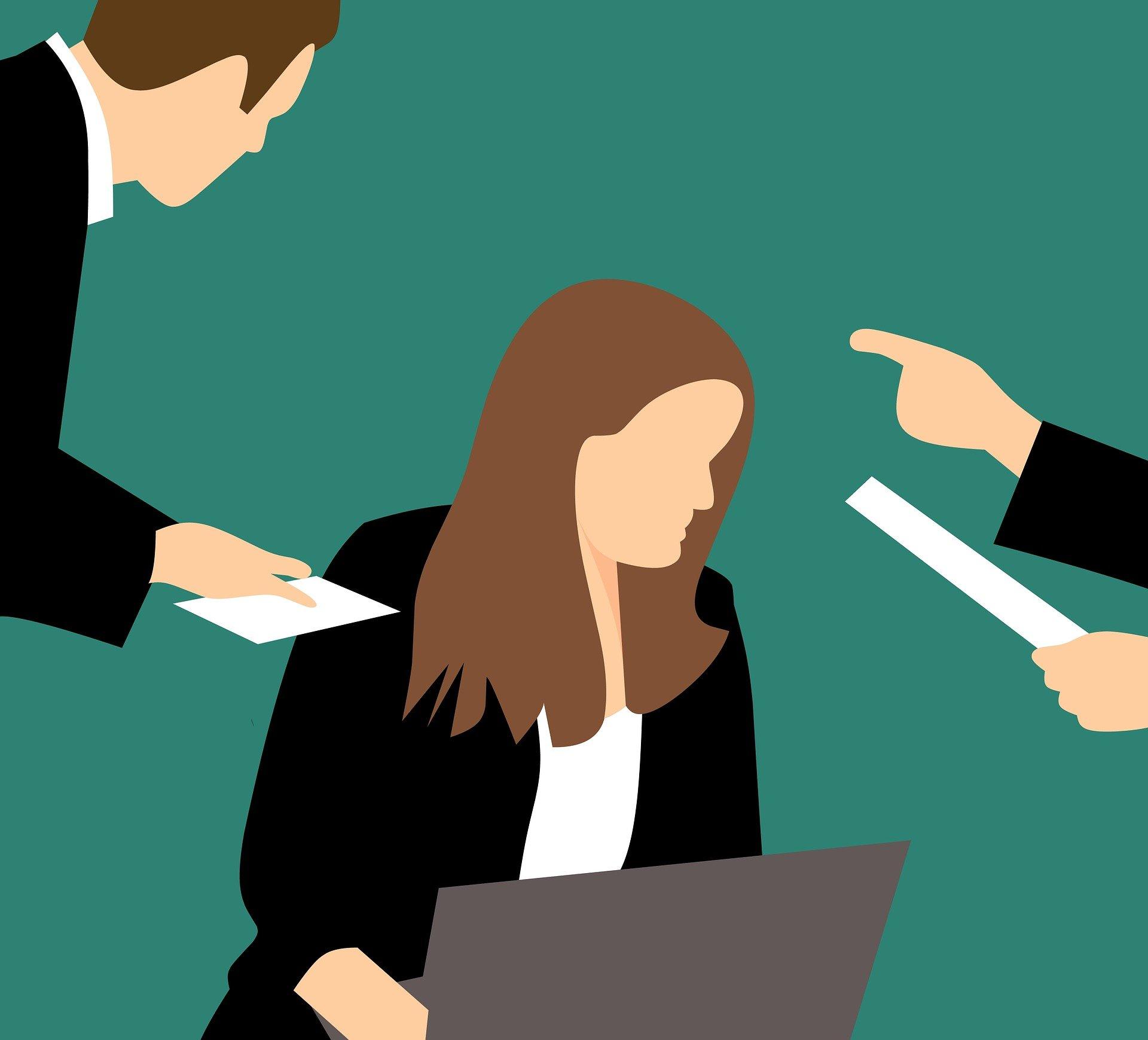 La pression sur les objectifs et le « flicage » peuvent caractériser un harcèlement moral