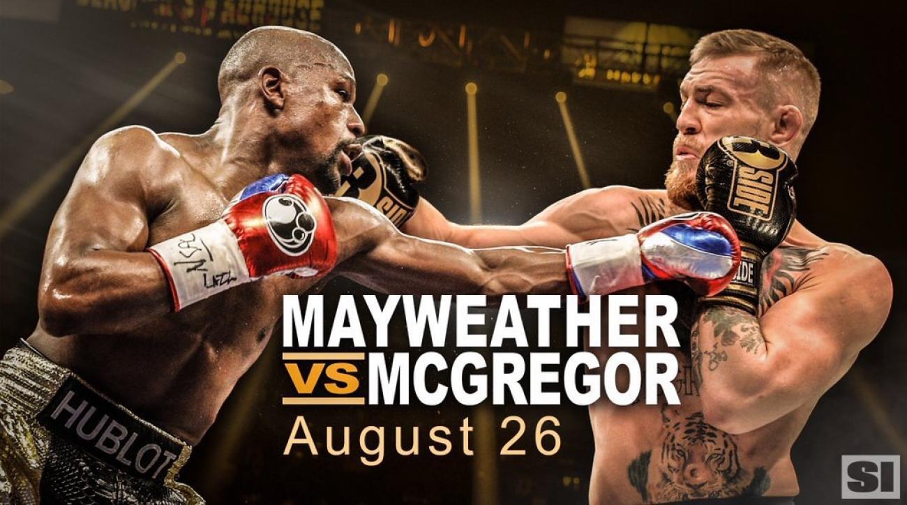 Mayweather vs McGregor : combat de marques
