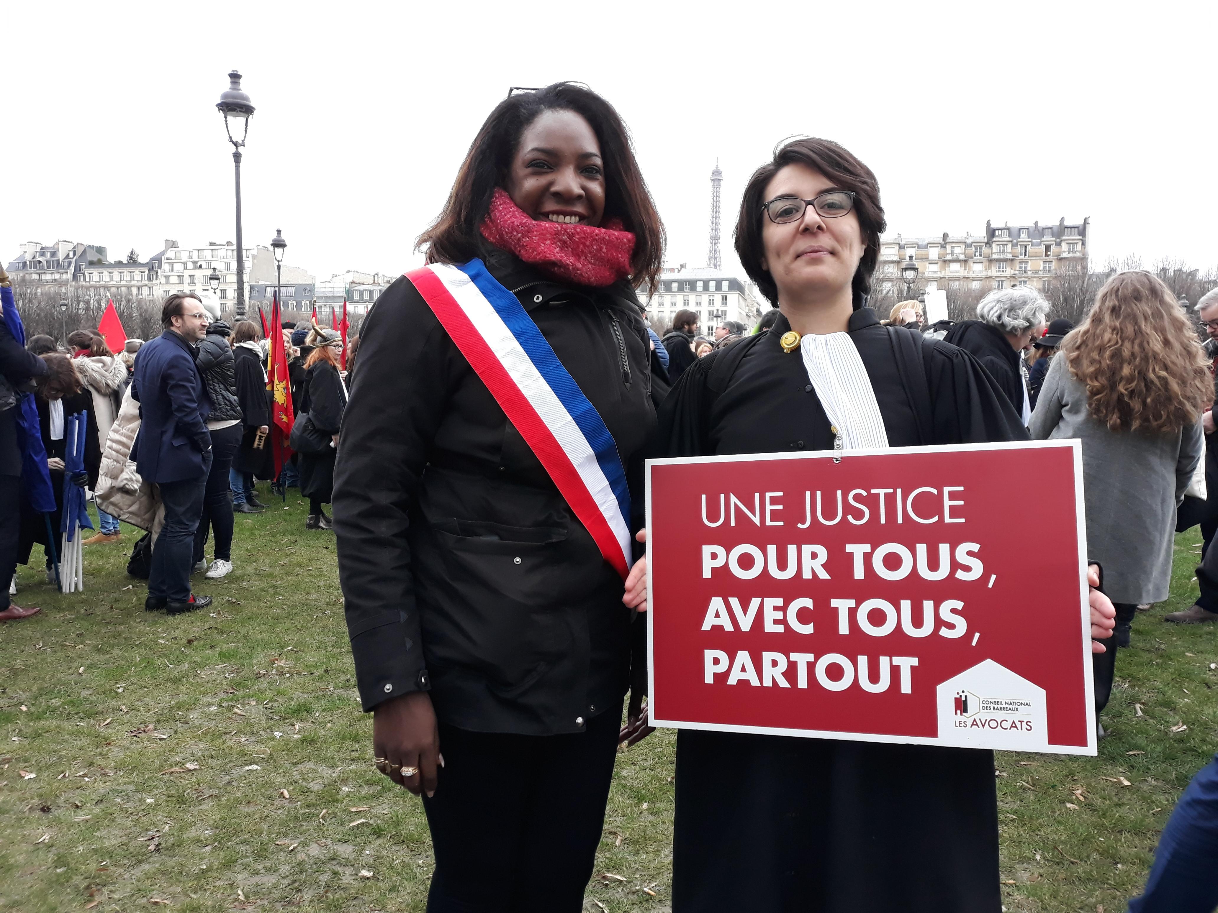 ALERTE! Projet de loi de programmation de la justice 2018-2022