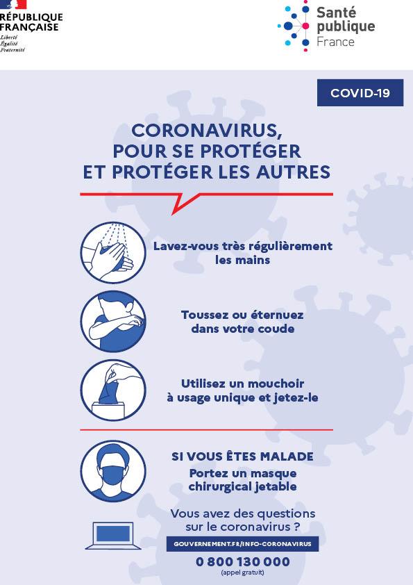Le Cabinet reste ouvert durant le confinement dû au coronavirus