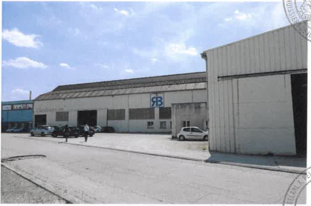 vente aux enchères du 5 septembre 2019 : immeuble industriel à St-Dizier