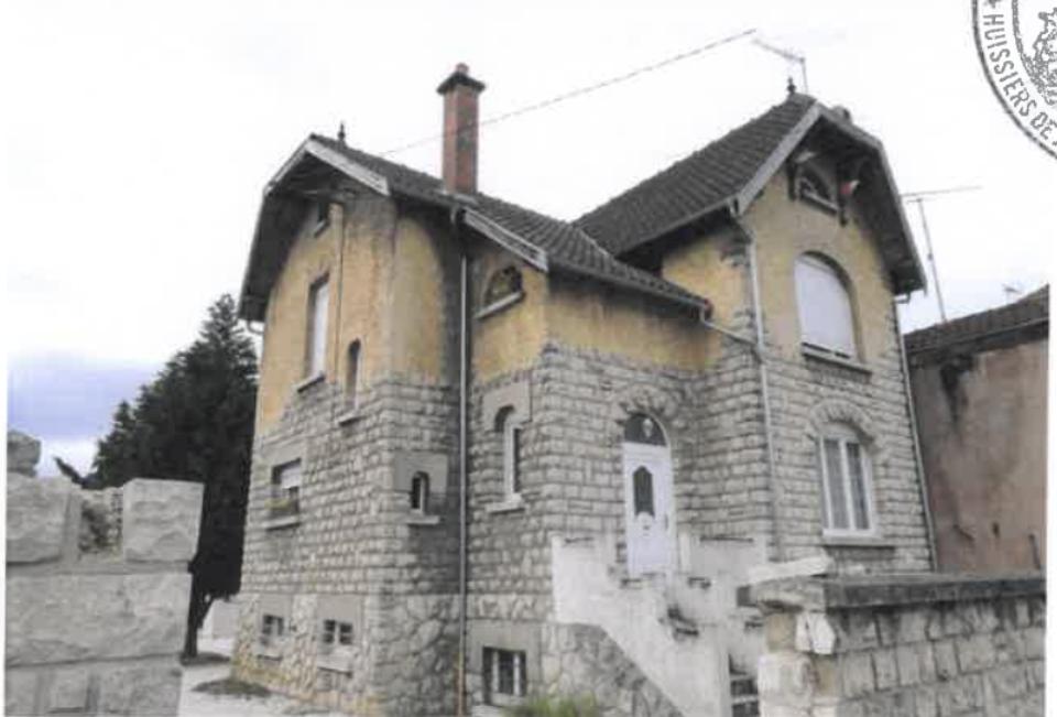 vente aux enchères du 5 septembre 2019 : maison d'habitation à St-Dizier