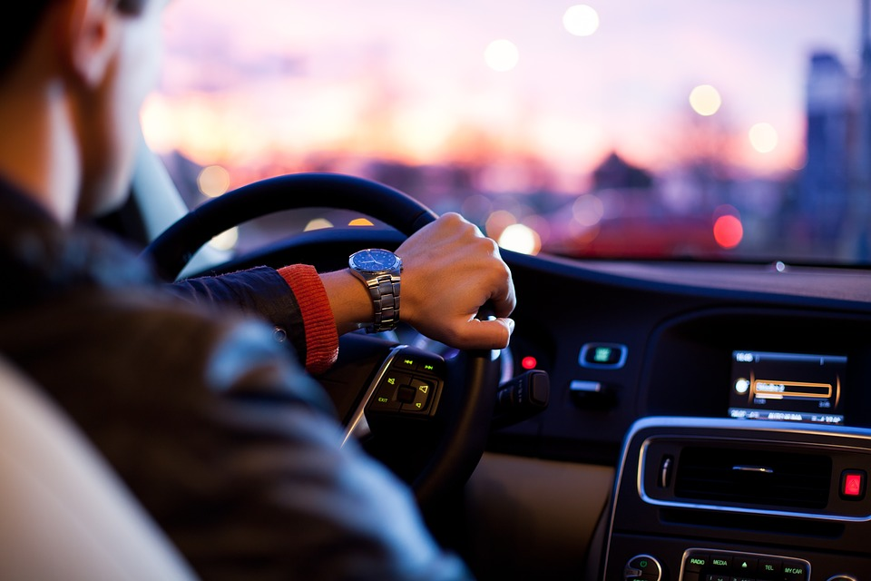 La perte de points du permis de conduire