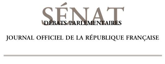 Loi Littoral – JO Sénat 22 août 2019 - précisions du ministre de la cohésion des territoires sur l'application du dispositif transitoire de la loi ELAN (article 42-III)