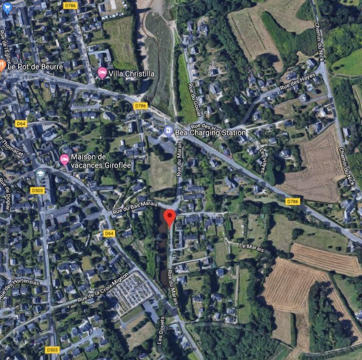 Loi Littoral à Saint-Lunaire, le secteur du Marais peut être qualifié de village au sens de l'article L. 121-8 du Code de l'urbanisme
