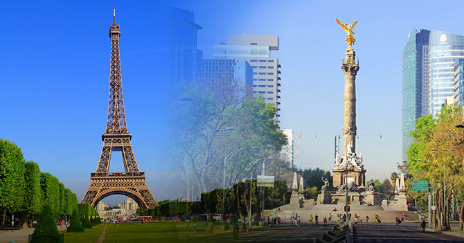 Les successions dans un contexte Franco-Mexicain