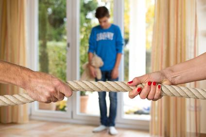 Divorce, quand les enfants sont manipulés