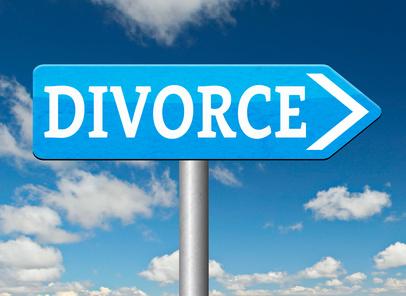 En janvier, le divorce est tendance