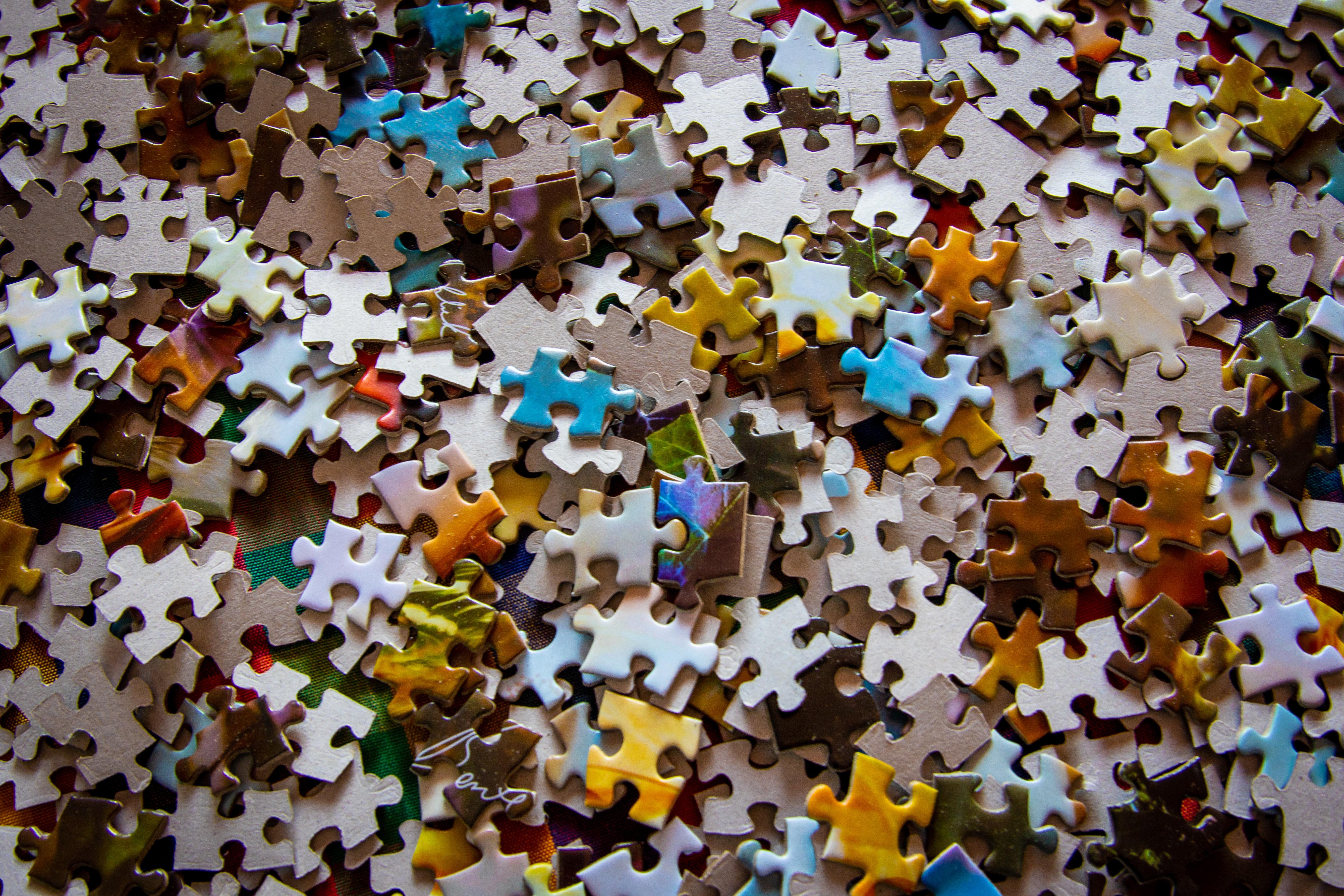 Les pièces maîtresses du puzzle