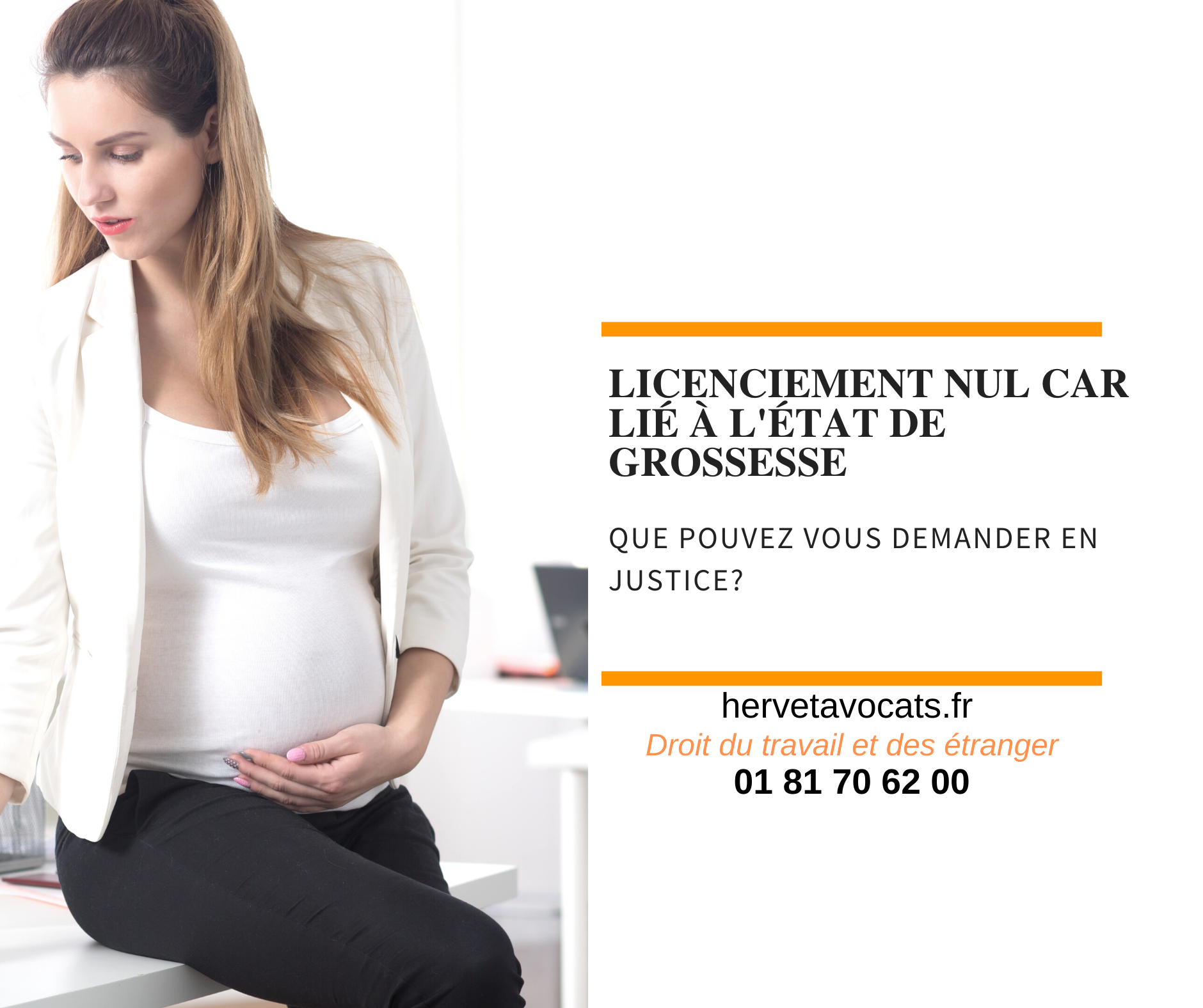 Les conséquences indemnitaires de la nullité du licenciement lié à l'état de grossesse d'une salariée