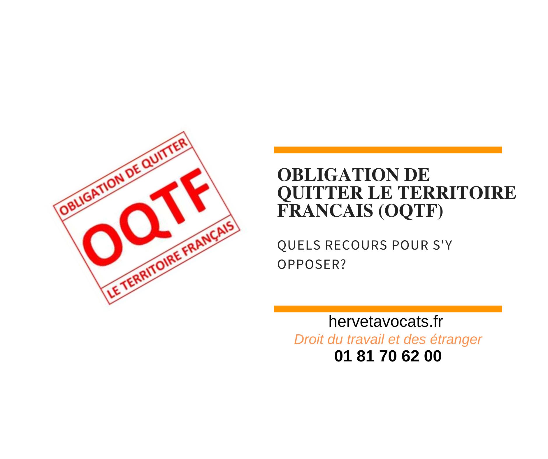 Face à une obligation de quitter le territoire français : quels recours ?