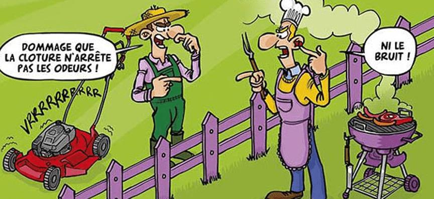 Le trouble anormal de voisinage : un régime de responsabilité sans faute.