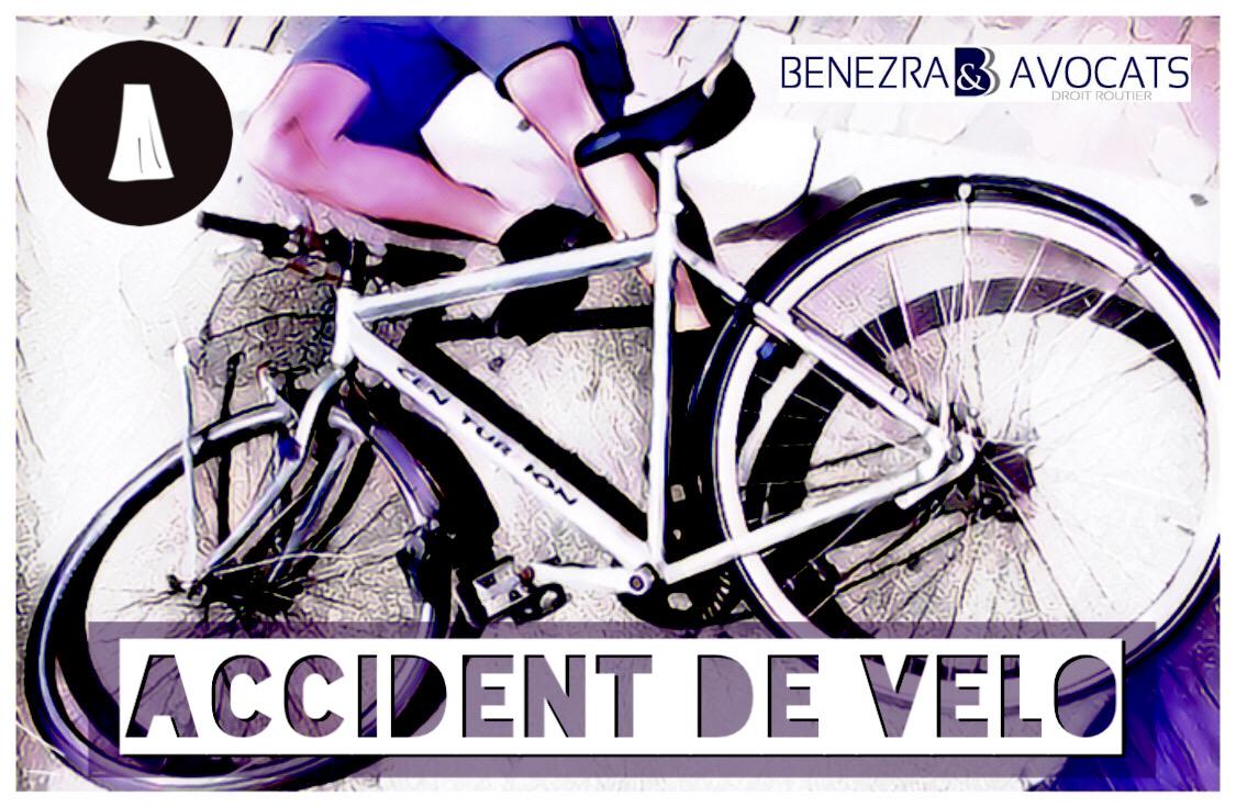 Quelle indemnisation pour le cycliste victime, en cas d'accident de vélo ?
