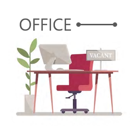 Vacance d'un office notarial