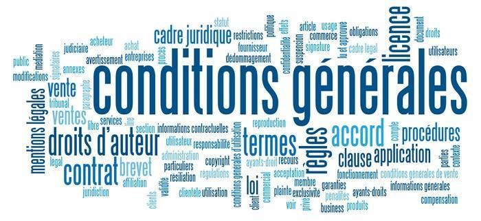 Professionnels, commerçants, artisans : Depuis quand n'avez-vous pas mis à jour vos Conditions générales ?