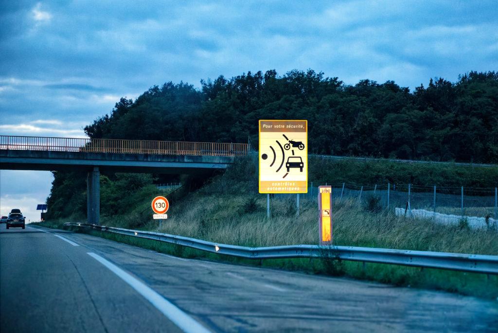 Limitations de vitesse pour un permis probatoire